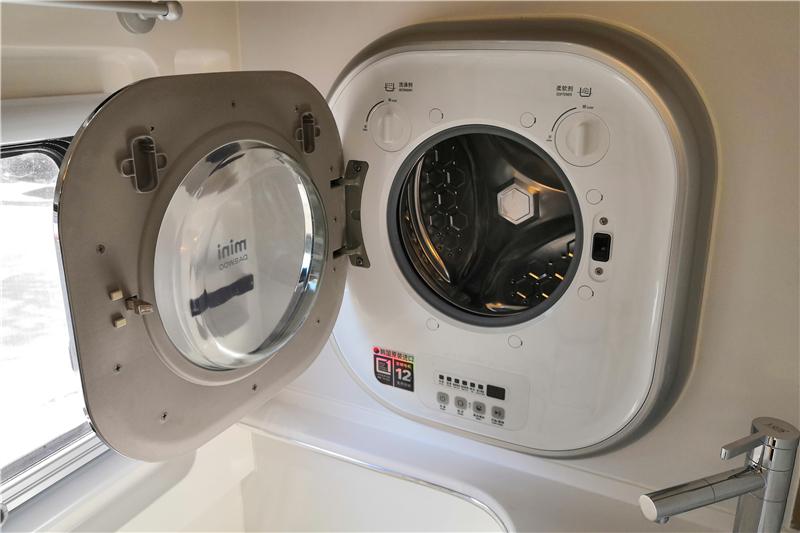 旅居车洗衣机